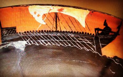 Η ελληνική εξάπλωση στη Μεσόγειο από τον 8ο έως και τον 6ο αι. π.Χ.