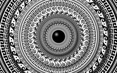 Αγγεία-σήματα της Γεωμετρικής περιόδου